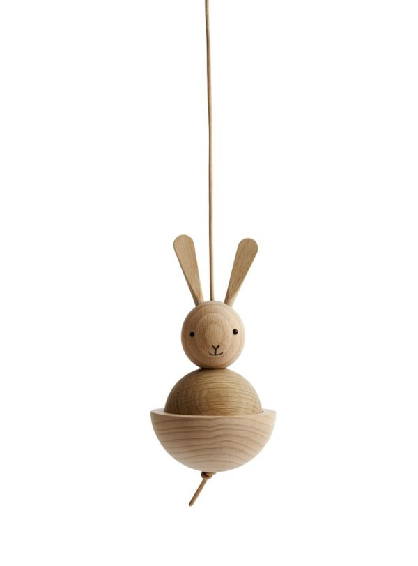 OYOY Rabbit in Wood -3209