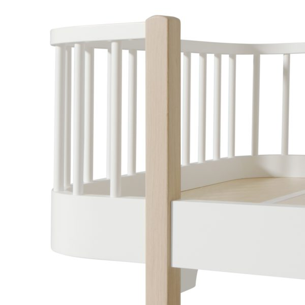 OLIVER FURNITURE Wood Single Bed Frame -13049