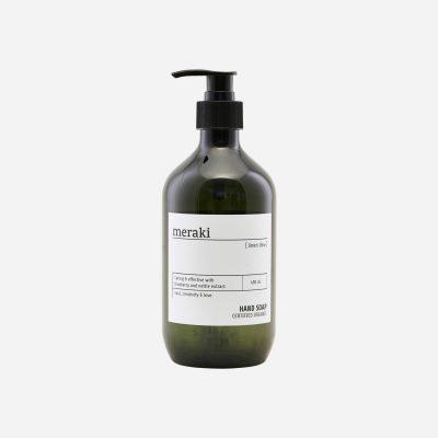 MERAKI Hand Wash 490ml Linen Dew-36289