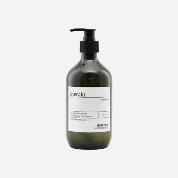 MERAKI Hand Wash 490ml Linen Dew-36289