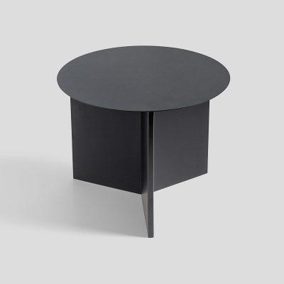 PRE ORDER - HAY Slit Side Table Black-0
