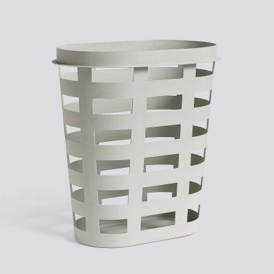 HAY Storage and Laundry Basket Light Grey-0
