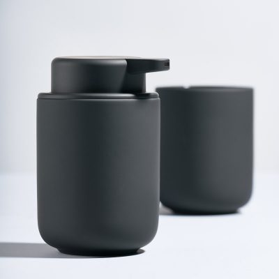 ZONE DENMARK Ume Soap Dispenser Black-0