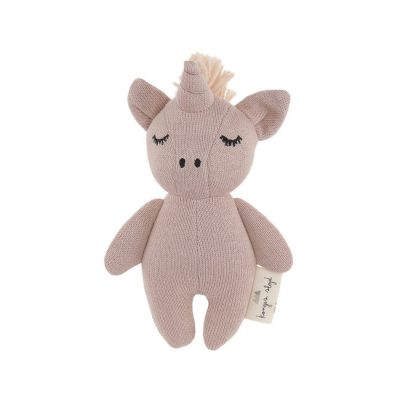 KONGES SLØJD Mini Unicorn Teddy-0