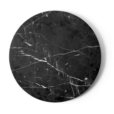 MENU Androgyne Table Top for Side Table Black-0
