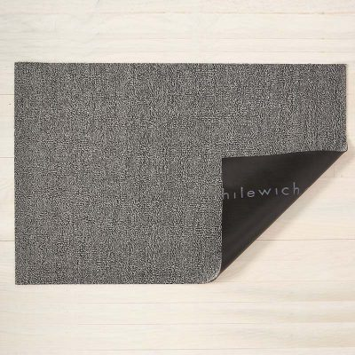 CHILEWICH Shag In Out Heathered Fog - 3 Sizes-0