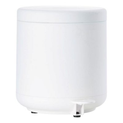 ZONE DENMARK Ume Pedal Bin Soft Touch White-26913
