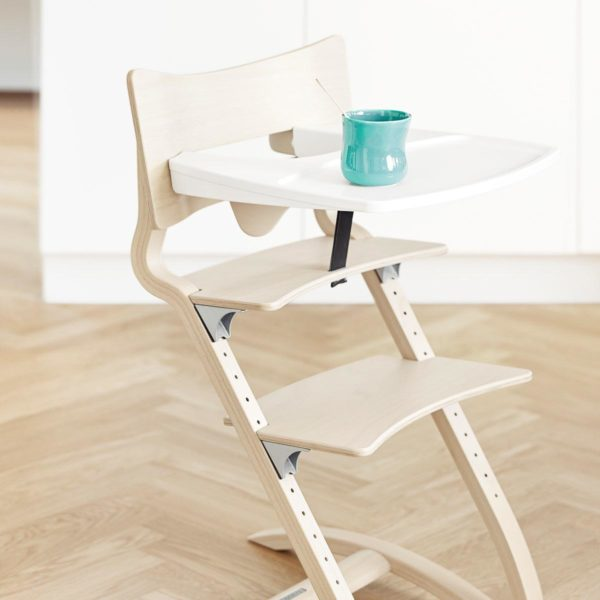 LEANDER High Chair Tray White-26866