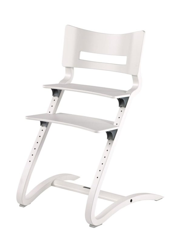 LEANDER Highchair White-0