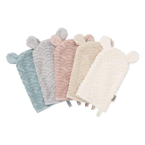 CAM CAM Organic Wash Glove Grey-26958