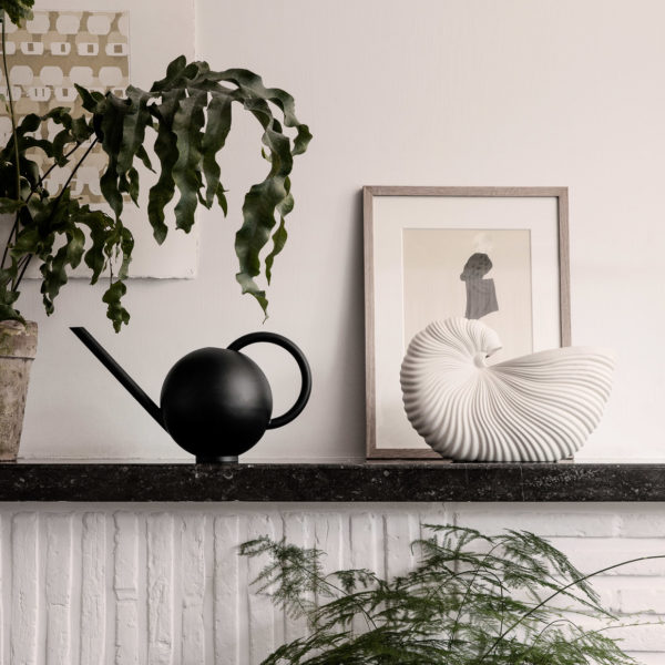 ferm LIVING Shell Sculpture Off-White-27701