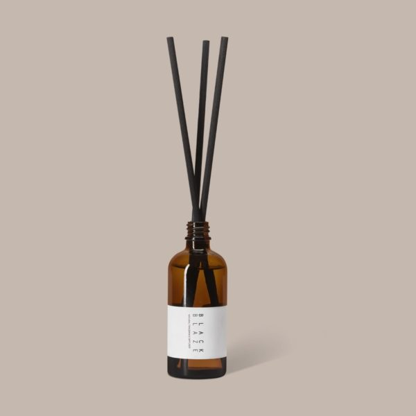 BLACK BLAZE Natural Fragrance Diffuser Vetiver & Fig-0