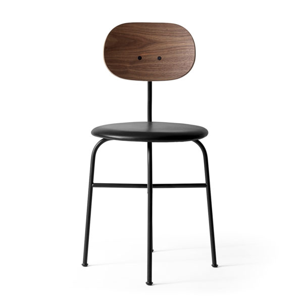 MENU Afteroom Dining Chair Plus Black/Walnut/Dakar Black-0