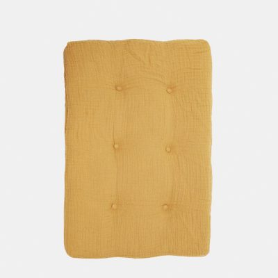 OLLI ELLA Kids Stroller Mattress - The Strolley Mattress, Mustard-0