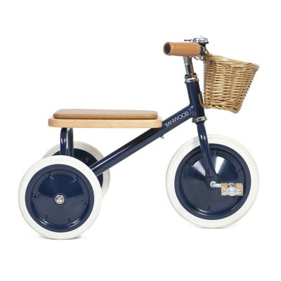 PRE ORDER - BANWOOD Trike/Tricycle, Navy-0