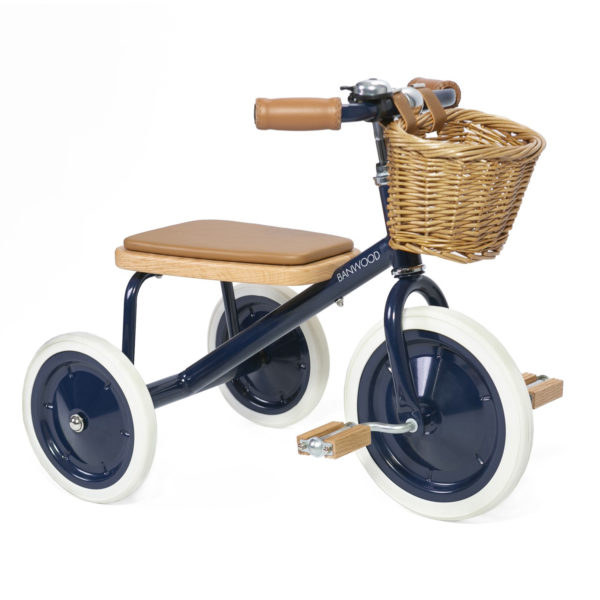 PRE ORDER - BANWOOD Trike/Tricycle, Navy-34511