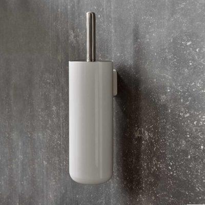 MENU Toilet Brush Wall Mounted, White-0
